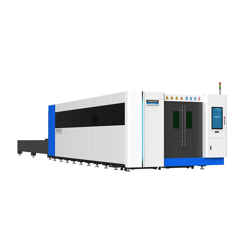 full cover fiber laser cutter SF6020H